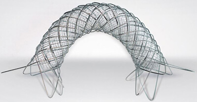 Stents με dual-layer micromesh
